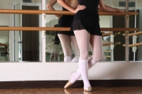 Ballet Shoes and Blisters